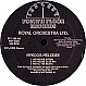 ROYAL ORCHESTRA LTD - MYKOOS MELODEE - FOURTH FLOOR - VINYL RECORD - MR111436