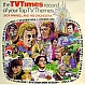 TV TIMES - TOP TV THEMES - SOUNDS SUPERB - VINYL RECORD - MR111820