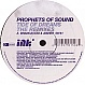 PROPHETS OF SOUND - TIDE OF DREAMS (REMIXES) - INK - VINYL RECORD - MR112450