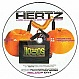 HERTZ - LOOK BACK TO SEE THE FUTURE EP - RECYCLED LOOPS - VINYL RECORD - MR112579