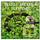 BEATS, BREAKS & SCRATCHES - VOLUME 8 - MUSIC OF LIFE - VINYL RECORD - MR11304