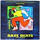 BEATS, BREAKS & SCRATCHES - RAVE BEATS - MUSIC OF LIFE - VINYL RECORD - MR11314