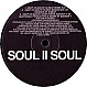 SOUL II SOUL - KEEP ON MOVIN (1996 REMIX) - VIRGIN - VINYL RECORD - MR11369
