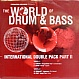 FORMATION RECORDS PRESENTS - THE WORLD OF DRUM & BASS (PT. 2) - FORMATION - VINYL RECORD - MR115676
