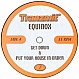 EQUINOX - GET DOWN - TRANZMIT - VINYL RECORD - MR116803