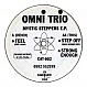 OMNI TRIO - MYSTIC STEPPERS EP - CANDIDATE - VINYL RECORD - MR117009