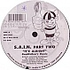 SAIN PART II - IT'S ALRIGHT (REMIX) - EFFECTIVE - VINYL RECORD - MR11755