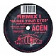 ACEN - CLOSE YOUR EYES (REMIX I & II) - PRODUCTION HOUSE - VINYL RECORD - MR11906