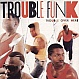 TROUBLE FUNK - TROUBLE OVER HERE - 4TH & BROADWAY - VINYL RECORD - MR119176