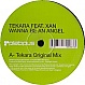 TEKARA FEAT. XAN - WANNA BE AN ANGEL - PLATIPUS - VINYL RECORD - MR121390
