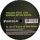 TEKARA FEAT. XAN - WANNA BE AN ANGEL (REMIXES) - PLATIPUS - VINYL RECORD - MR121396