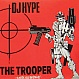 DJ HYPE - THE TROOPER / HARDSWING - SUBURBAN BASE - VINYL RECORD - MR12183