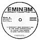 EMINEM - STRAIGHT FROM THE LAB - EME 18 - VINYL RECORD - MR122360