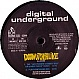 DIGITAL UNDERGROUND - DOOWUTCHYALIKE / PACKET MAN - BCM - VINYL RECORD - MR122517