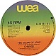 CHANGE - THE GLOW OF LOVE - WEA - VINYL RECORD - MR12542