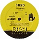 STEZO - TO THE MAX - FRESH - VINYL RECORD - MR125586