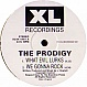 THE PRODIGY - WHAT EVIL LURKS EP / ANDROID - XL - VINYL RECORD - MR126608
