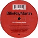 BILLIE RAY MARTIN - YOUR LOVING ARMS - WARNER BROS - VINYL RECORD - MR12724