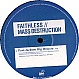 FAITHLESS - MASS DESTRUCTION (REMIXES) - CHEEKY - VINYL RECORD - MR127413