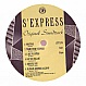 S EXPRESS - ORIGINAL SOUNDTRACK - RHYTHM KING - VINYL RECORD - MR12756