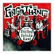 FINGATHING - BIG RED NEBULA BAND - GRAND CENTRAL - VINYL RECORD - MR127660