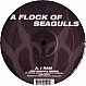 A FLOCK OF SEAGULLS - I RAN (REMIX) - CLEOPATRA - VINYL RECORD - MR127840