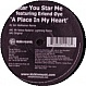 STAR YOU STAR ME FT ERLEND OYE - A PLACE IN MY HEART - KICKIN - VINYL RECORD - MR129386