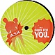 ASK - SHAKE FOR YOU - ODORI - VINYL RECORD - MR131110