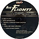 KC FLIGHTT - LET'S GET JAZZY (BLAZE DOPE DUB) - WHITE JAZZY - VINYL RECORD - MR131995