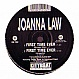JOANNA LAW - FIRST TIME EVER (I SAW YOUR FACE) - CITY BEAT - VINYL RECORD - MR13211