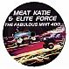 MEAT KATIE & ELITE FORCE  - THE FABULOUS MINT 400 - KINGSIZE - VINYL RECORD - MR132194
