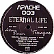 ETERNAL LIFE - TEENAGERS - APACHE - VINYL RECORD - MR132195