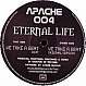 ETERNAL LIFE - WE TAKE A BEAT - APACHE - VINYL RECORD - MR132201