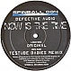 DEFECTIVE AUDIO - NOW IS THE TIME - SPINBALL - VINYL RECORD - MR132202
