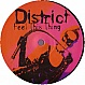 DISTRICT - FEEL THIS THING - KINGSIZE - VINYL RECORD - MR132651