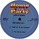 GRACE JONES - PULL UP TO MY BUMPER - HOUSE PARTY - VINYL RECORD - MR134039