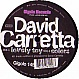 DAVID CARRETTA - LOVELY TOY - GIGOLO - VINYL RECORD - MR134136