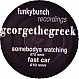 TRACY CHAPMAN - FAST CAR (GTG REMIX) - FUNKY BUNCH RECORDINGS - VINYL RECORD - MR134456