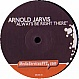 ARNOLD JARVIS - ALWAYS BE RIGHT THERE - MEDIA SERVICES NYC - VINYL RECORD - MR135053