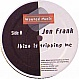JON FRANK - IBIZA IS TRIPPING ME - WANTED MUSIC - VINYL RECORD - MR138221