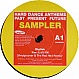 NUKLEUZ PRESENT - HARD DANCE ANTHEMS SAMPLER - NUKLEUZ BLUE - VINYL RECORD - MR138519