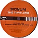 SIGNUM - THE TIMELORD - A STATE OF TRANCE - VINYL RECORD - MR139647