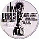 TIM PARIS - ARCHITEXTURE EP - VIRGO MUSIC - VINYL RECORD - MR139648