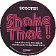 SCOOTER - SHAKE THAT - SHEFFIELD TUNES - VINYL RECORD - MR140592