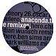 OSCAR MULERO - ANACONDA (REMIXES) - THEORY - VINYL RECORD - MR140688