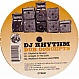 DJ RHYTHM  - DUB CONCEPTS - DUST TRAXX - VINYL RECORD - MR141220