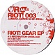 JAMES LAWSON & ED REAL - RIOT GEAR EP - RIOT - VINYL RECORD - MR142526
