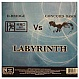 D BRIDGE VS CONCORD DAWN - LABRYINTH - EXIT RECORDINGS - VINYL RECORD - MR143106