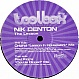 NIK DENTON - THE LESSON - TOOLBOX - VINYL RECORD - MR143796