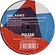 ABEL RAMOS - AQUARUIS (REMIXES) - PULSAR - VINYL RECORD - MR144107